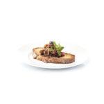 La Cupa prodotti agricoli tipici salentini caponatina salentina piatto