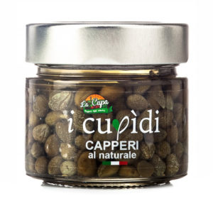 La Cupa prodotti agricoli tipici salentini capperi al naturale vaso