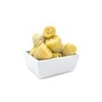 la cupa prodotti agricoli tipici salentini carciofini piattino