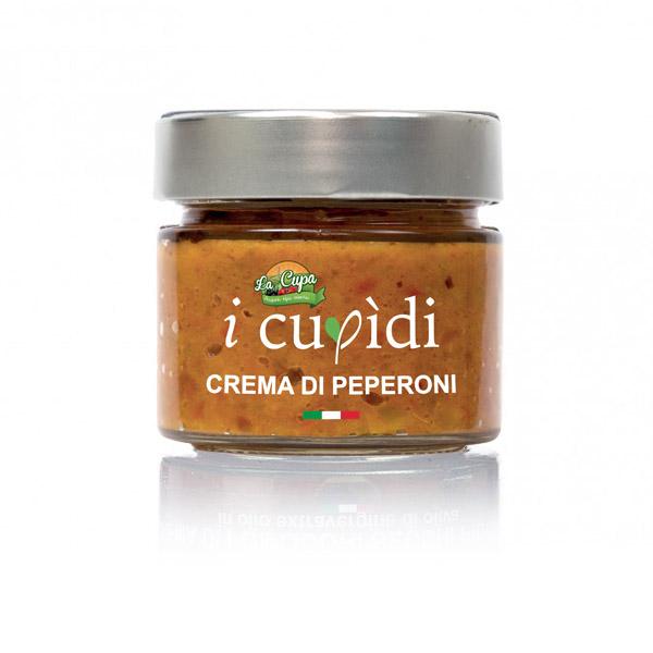 La Cupa prodotti agricoli tipici salentini crema di peperoni