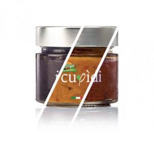 La Cupa prodotti agricoli tipici salentini crema tris peperoni olive pomodori