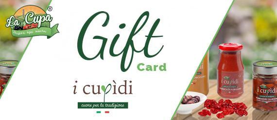La Cupa prodotti agricoli tipici salentini gift card