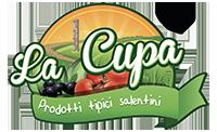 La Cupa prodotti agricoli tipici salentini logo registrato