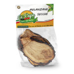 La Cupa prodotti agricoli tipici salentini melanzane secche in busta 100 gr
