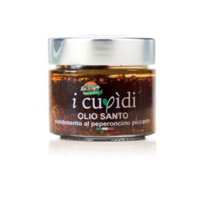 La Cupa prodotti agricoli tipici salentini olio santo condimento piccante