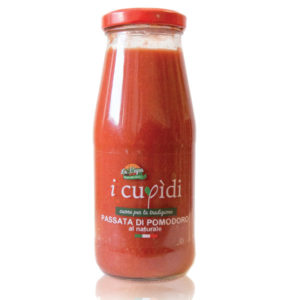 La Cupa prodotti agricoli tipici salentini passata pomodoro bottiglia