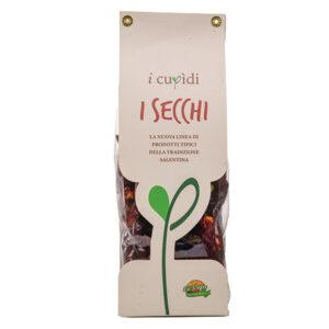 La Cupa prodotti agricoli tipici salentini peperoncini piccanti secchi in busta 100 gr