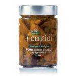 La Cupa prodotti agricoli tipici salentini pomodori gialli in agrodolce in vaso 300 gr