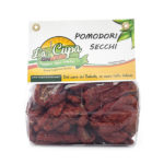 La Cupa prodotti agricoli tipici salentini pomodori lunghi secchi in busta 250 gr
