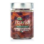 La Cupa prodotti agricoli tipici salentini pomodori secchi in vaso 300 gr