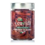 La Cupa prodotti agricoli tipici salentini pomodori secchi ciliegino in vaso 300 gr