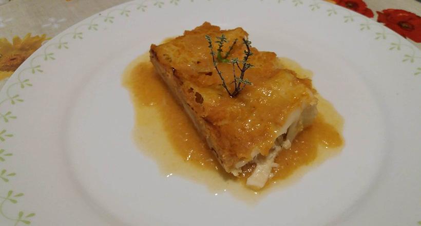 La Cupa prodotti agricoli tipici salentini ricetta paccheri baccala pomodoro giallo