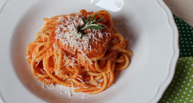 La Cupa prodotti agricoli tipici salentini ricetta spaghetti crema di pomodori secchi