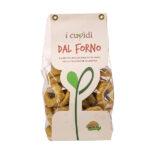 La Cupa prodotti agricoli tipici salentini tarallini alla crema di cime di rape in busta 250 gr