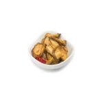 la cupa prodotti agricoli tipici salentini zucchine alla pugliese piatto