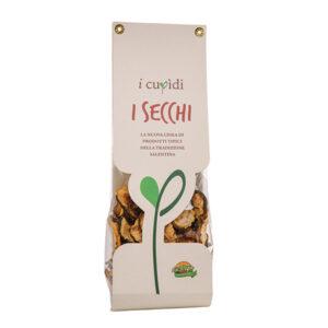 La Cupa prodotti agricoli tipici salentini zucchine secche in busta 100 gr